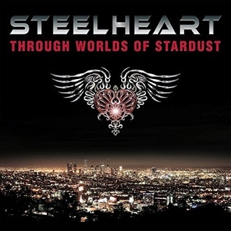 STEELHEART THROUGH WORLDS OF STARDUST SIGNED CD