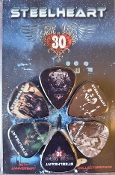 STEELHEART 30 ANNIVERSARY GUITAR PICK SET