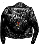 """STEELHEART CUSTOM HAND MADE LEATHER JACKET"""