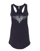 WOMENS TANK TOP RACER BACK